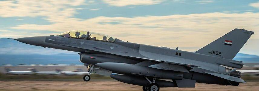 Iraqi air force destroyed four ISIS hotbeds