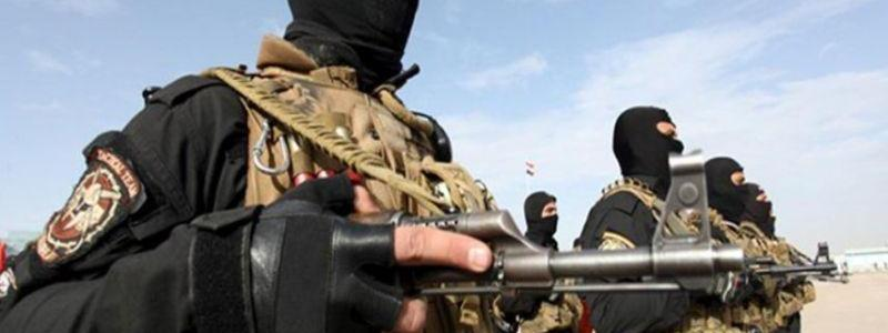 Iraqi army forces arrest ISIS terrorist Ahmed Satellite in Nineveh