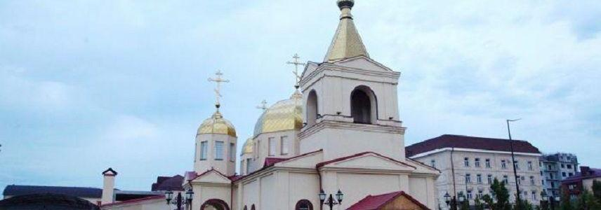 Islamic State terrorists claimed responsibility for the attack on Grozny Orthodox church