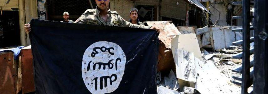Islamic State terrorist group is 'well-positioned' to rebuild the caliphate