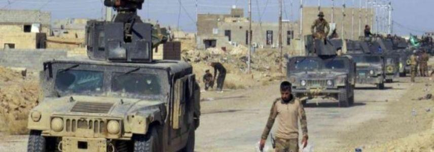 Islamic State terrorists arrested near the Iraqi border with Syria