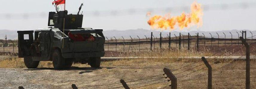 Islamic State terrorists attacked oil field in Kirkuk and killed three security guards