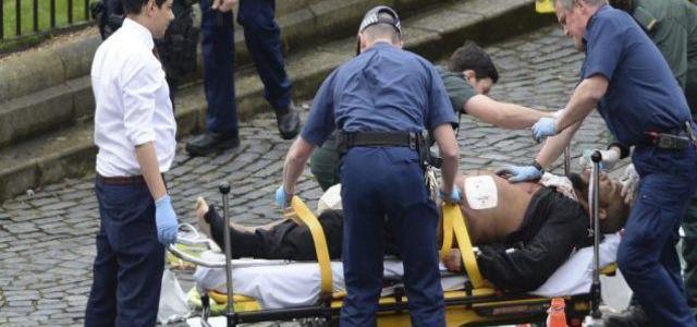 London terrorist attacker is named as UK-born Khalid Masood