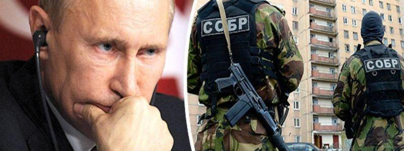 Russian authorities thwarted new terrorist attack and arrested 2 suspects