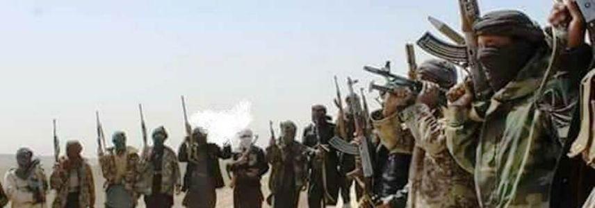 Several ISIS militants surrender to ALP forces in Jawzjan province
