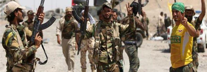 Six Hashd al-Sha'abi fighters killed in ISIS attack in