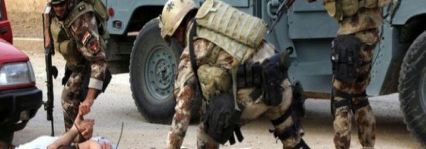 Six ISIS terrorist group members captured in Iraq