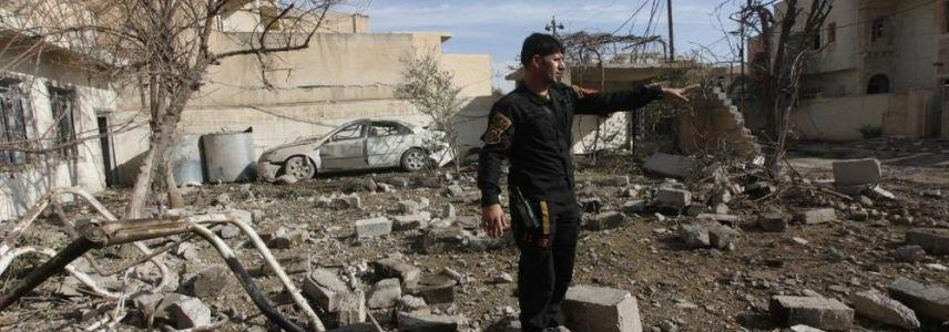 Six people killed in ISIS suicide attack in Iraq's Salahudin province