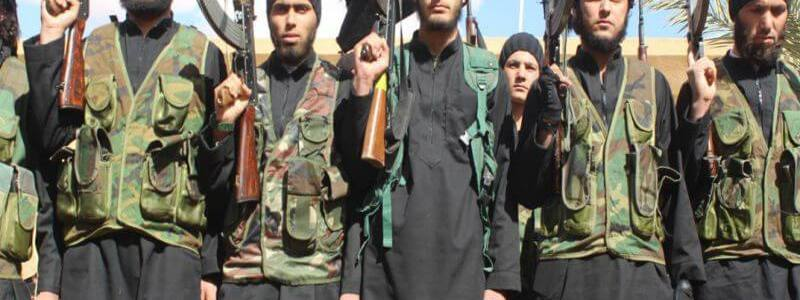 Suspected Russian ISIS suicide bomber detained in Turkey