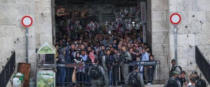 Woman fatally stabbed in Jerusalem amid Good Friday gatherings in Jerusalem