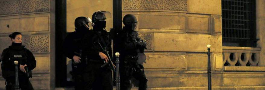 Paris Terror Attack: police officer shot dead on Champs Elysees
