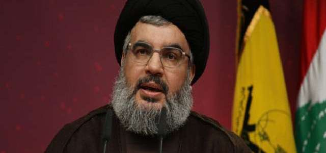 Hizballah leader Hassan Nassarllah admits his group's connections with Iran