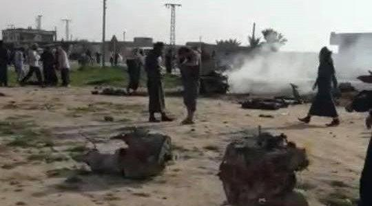 At least 20 Syrian civilians injured in shelling by ISIS mortars on Deir Ezzor