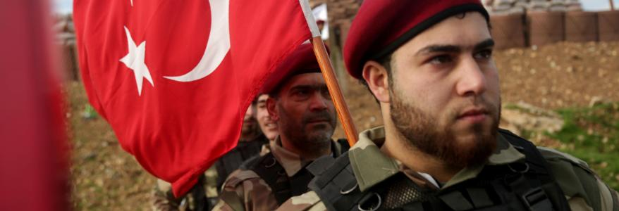 Does Turkey support ISIS terrorist activities?