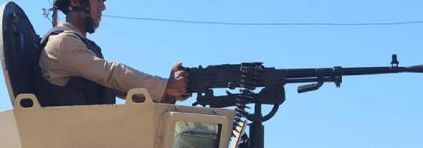 Islamic State leader in Sinai killed in clash with Egyptian forces