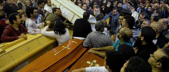 Egypt's ISIS leader warns Muslims to stay away from Christian gatherings because of future attacks