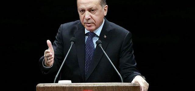 Erdogan calls on '100s of thousands Muslims' to visit Jerusalem in support of Palestinians