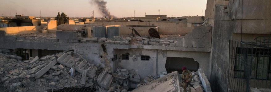 ISIS fighters launch string of counterattacks in Iraq