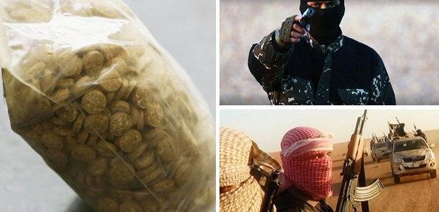 ISIS is giving its fighters drugs so that they don't feel any pain on the battlefield