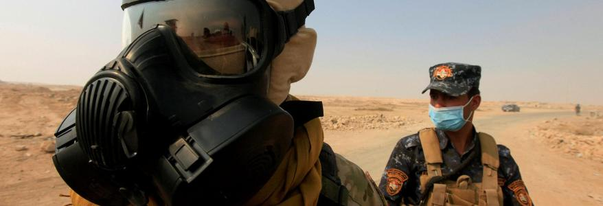 ISIS is planning another chemical attack in Mosul