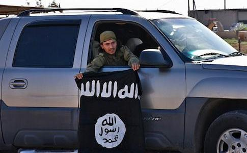 ISIS is setting up support networks to move terrorists to Europe and Asia