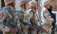 ISIS terrorists kill an Egyptian Christian man in North Sinai