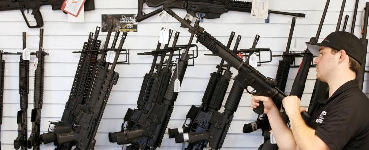 ISIS urges its followers to get firearms from US gun shows