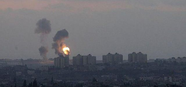 Islamic State-affiliated group claims Gaza rocket attack on Israel