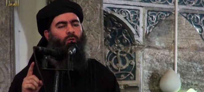 Islamic State leader al-Baghdadi calls on jihadists to head towards Raqqa