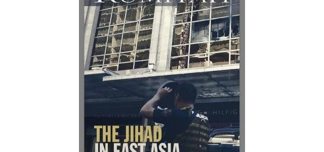 Islamic State magazine applauds mass executions of 'belligerent Christians' in the Philippines