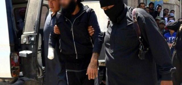 Islamic State severs Syrian man's foot for theft after taking his hand in previous conviction