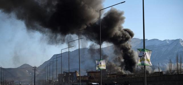 Islamic State terrorists detonate twin car-bombs in Syrian refugee camp