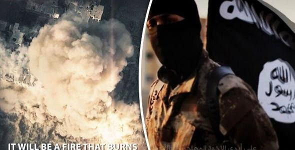Islamic State terrorists execute 7 members in central Mosul for escaping the battlefield
