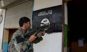 Afghan forces arrests ISIS militants plotting suicide attacks