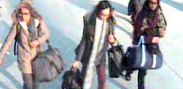 Another of the three schoolgirls who fled to join ISIS is feared dead