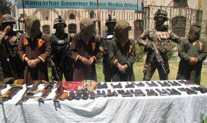 Members of ISIS urban network arrested in Jalalabad city