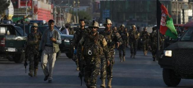 Seven Policemen Killed as Taliban Storms Checkpoint