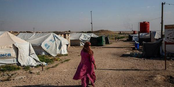 Wives and children of ISIS are unwanted back home