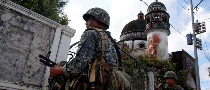 Negotiations with ISIS 'will not help' Philippines retake control of Marawi