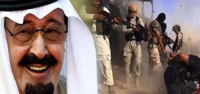 Saudi Arabia denied about its involvement in the financing of the ISIS militants