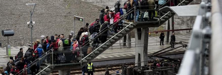 ISIS tried to recruit refugees from Danish migration center