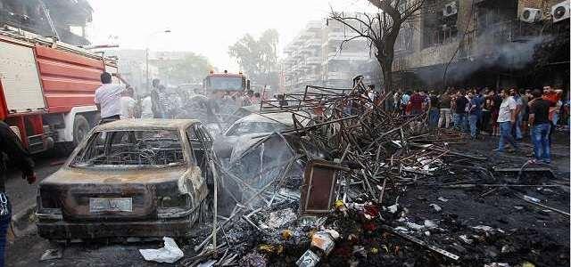 ISIS suicide bombings kills at least 150 people during Ramadan in Karrada neighbourhood in Baghdad