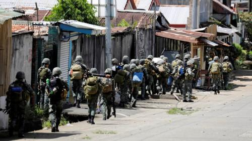 Philippine Army launches new anti-ISIS offensive in Marawi