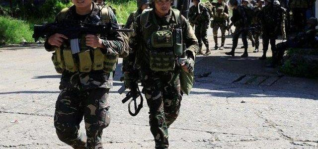 Philippines arrests senior member of ISIS-backed group