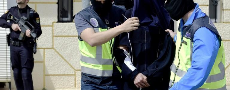 Police arrest Islamic State suspect, two others in Madrid for terrorist links