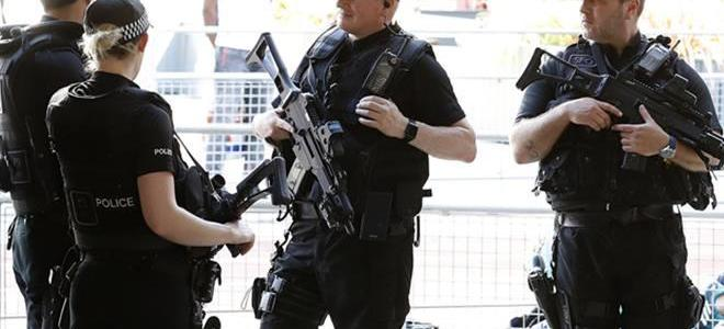 Police authorities arrest a suspect for having connection to the Manchester terrorist attack