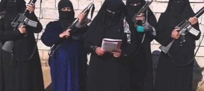 Singapore police arrest female Islamic State suspect