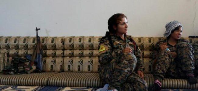 Spirits high among Kurds in Syria as battle for Raqqa goes on