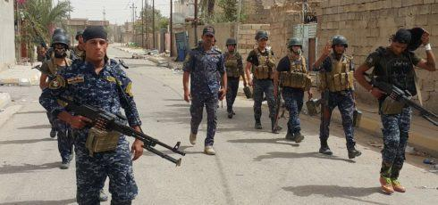 Explosive device of Islamic State remnants blew up in the Al-Anbar Governorate