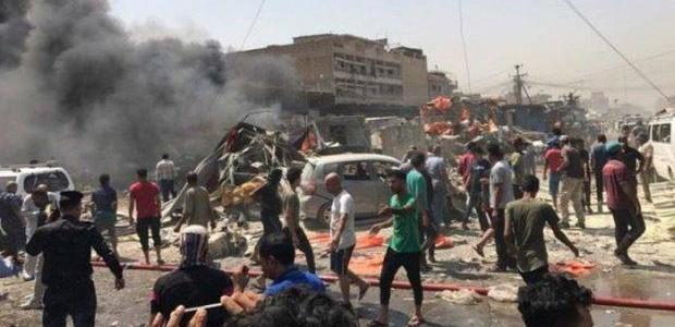 Three people killed, 12 others injured in terrorist attacks in Deir Ezzor and Homs